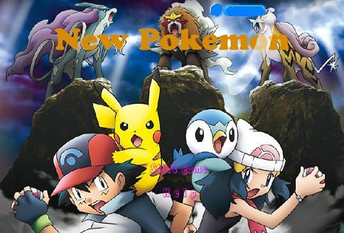 Jogo New Pokemon