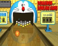 Jogo Doraemon Bowling