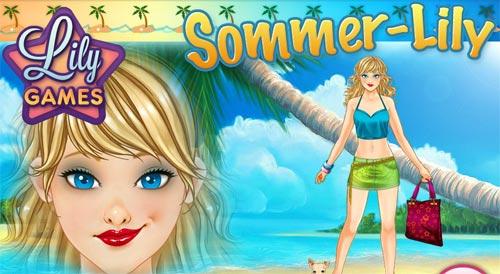 Jogo Summer Lily