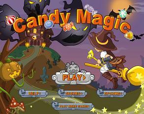 Jogo Candy Magic