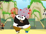 Jogo Kung Fu Panda Kiss