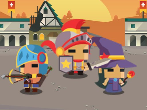Jogo 3 Warrior Team Force