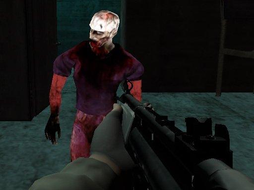 Jogo Venom Zombie Shooter