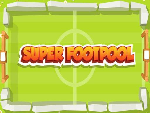 Jogo Super Footpool
