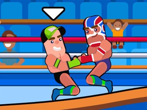 Jogo Wrestle Online