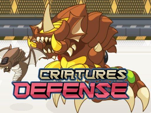 Jogo Criatures Defense
