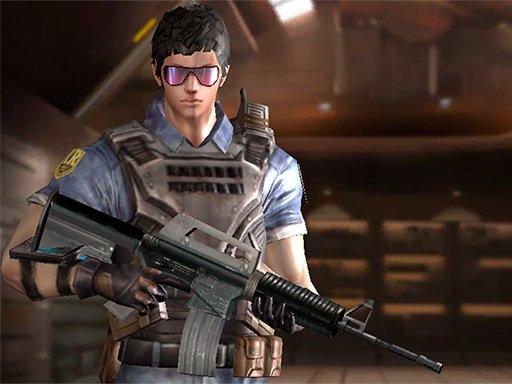 Jogo CS War Gun King FPS