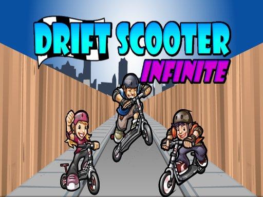 Jogo Drift Scooter – Infinite