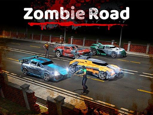 Jogo Zombie Road