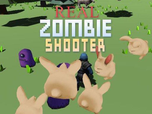 Jogo Real Zombie Shooter