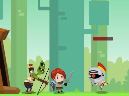 Jogo Heroes Battle