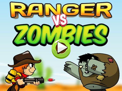 Jogo Ranger Vs Zombies