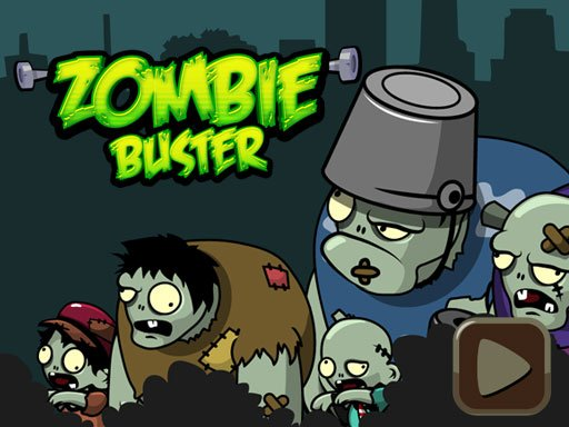 Jogo Zombie Buster-