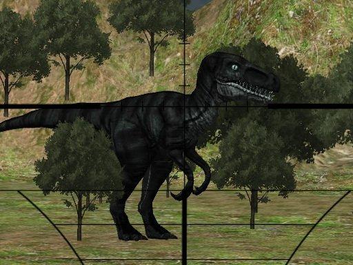 Jogo Deadly Dinosaur Hunter