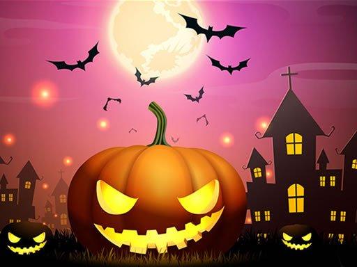 Jogo Scary Halloween Party