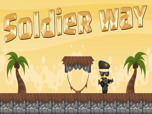 Jogo Soldier Way