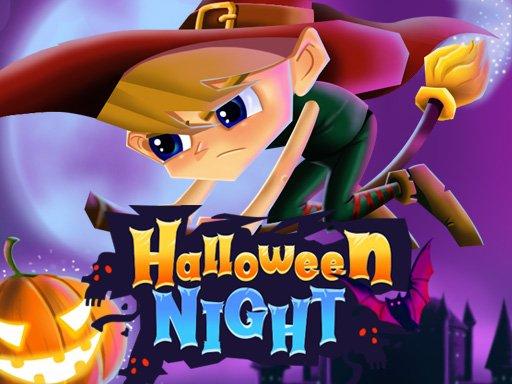 Jogo Halloween Night