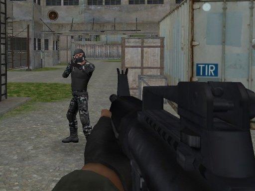 Jogo Army Frontline Mission