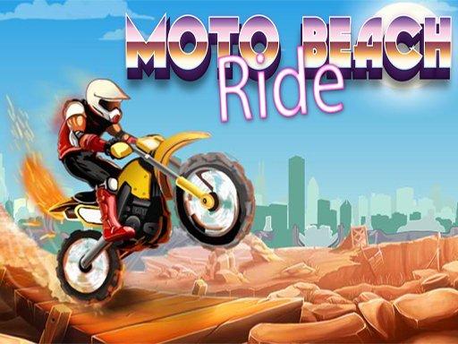 Jogo Moto Beach Ride