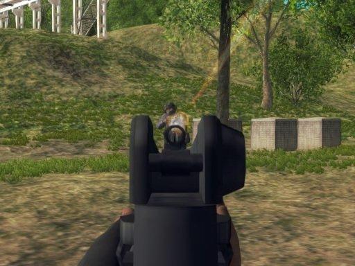Jogo Army Shooter