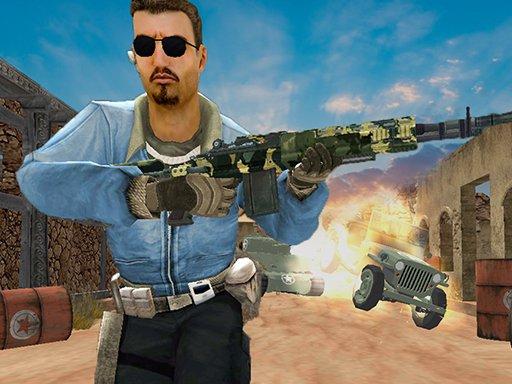 Jogo Call On Duty Sniper Assassin