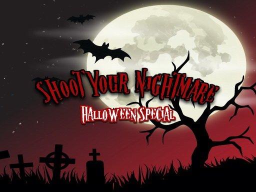 Jogo Shoot Your Nightmare: Halloween Special