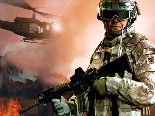 Jogo Commando Sniper: CS War