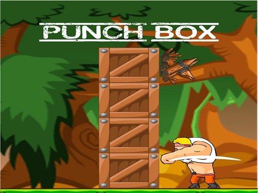 Jogo Punch Box
