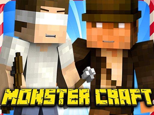 Jogo Monster Craft