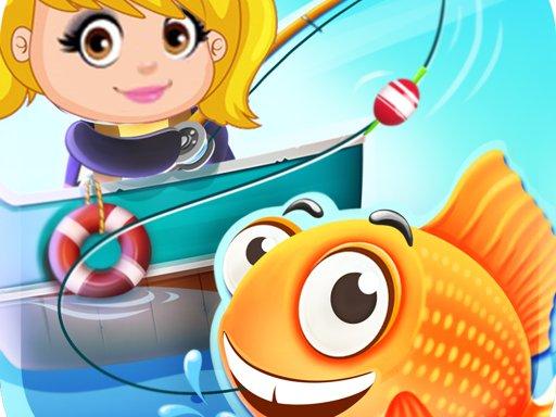 Jogo Nastya Like Fishing Mania