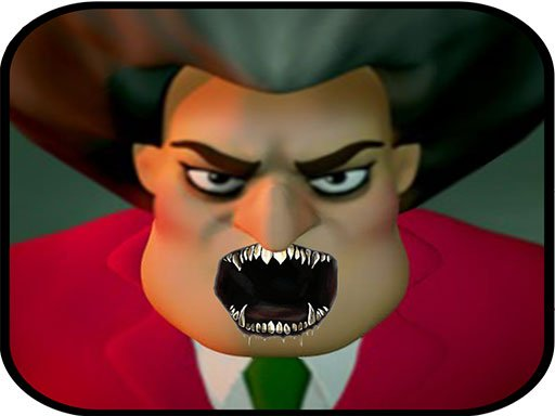 Jogo Scary Teacher 2