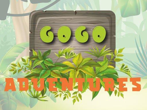 Jogo Gogo Adventures 2021
