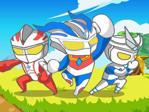 Jogo Ultraman Monster Island Adventure 3