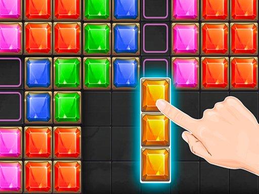 Jogo Block Puzzle 2D