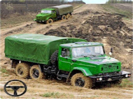 Jogo Army Bomber Truck Go