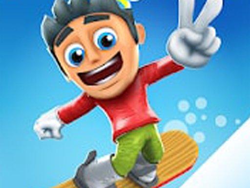 Jogo Snowy Skate : Snowboard