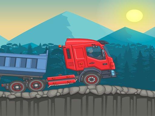 Jogo Steam trucker Endless