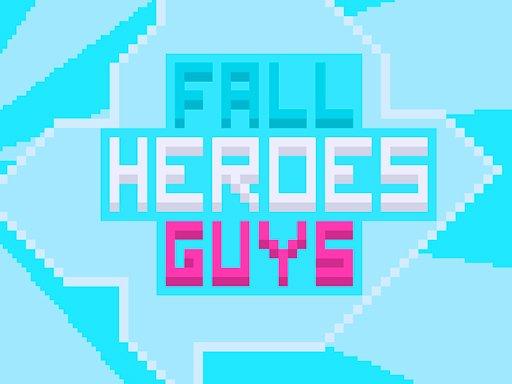 Jogo Fall Heroes Guys 2