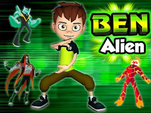 Jogo Ben 10 Alien