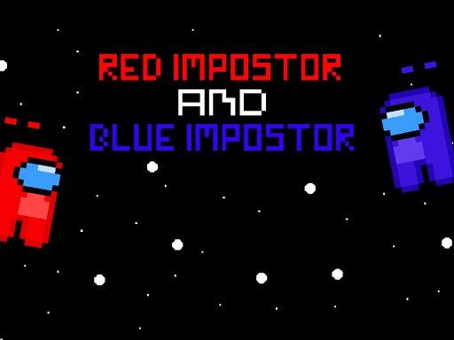 Jogo Blue and Red İmpostor