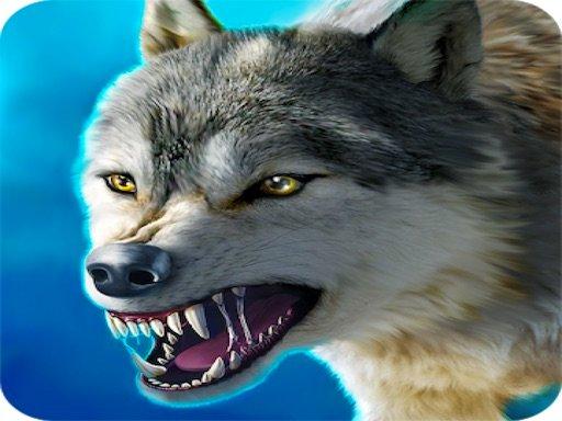 Jogo Wolf Simulator 3D