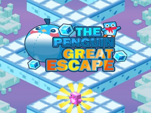 Jogo Penguin escape
