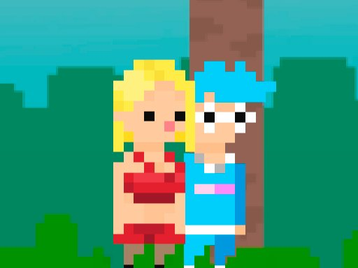 Jogo Fire Girl and Water Boy : Candy Forest