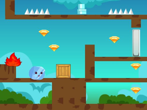 Jogo Fireball And Waterball Adventure 3