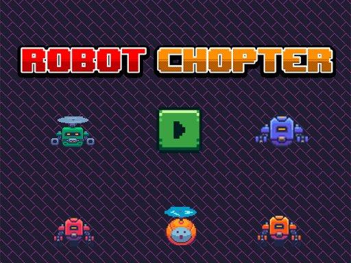 Jogo Robot Chopter Online