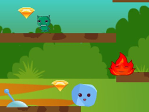 Jogo Fireball And Waterball Adventure 4