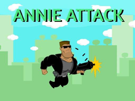 Jogo Annie Attack