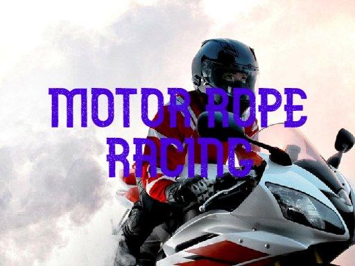 Jogo Motor Rope Racing