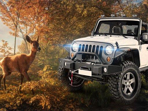Jogo Safari Jeep Car Parking Sim: Jungle Adventure