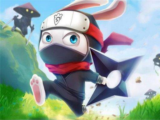 Jogo Ninja Rabbit